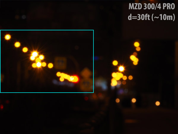 MZD-300-F4-bokeh-night-30ft-general-600